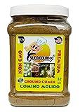 Yummmy Cumin, Ground Cumin 32 oz, Kosher certified, BPA free container