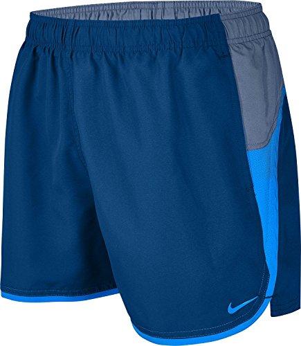 どう?下に向けます真夜中Nike ness6376 Mens Volley Short 4 Shorts