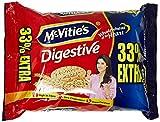 McVities Digestive Light, 150g (33% Extra)
