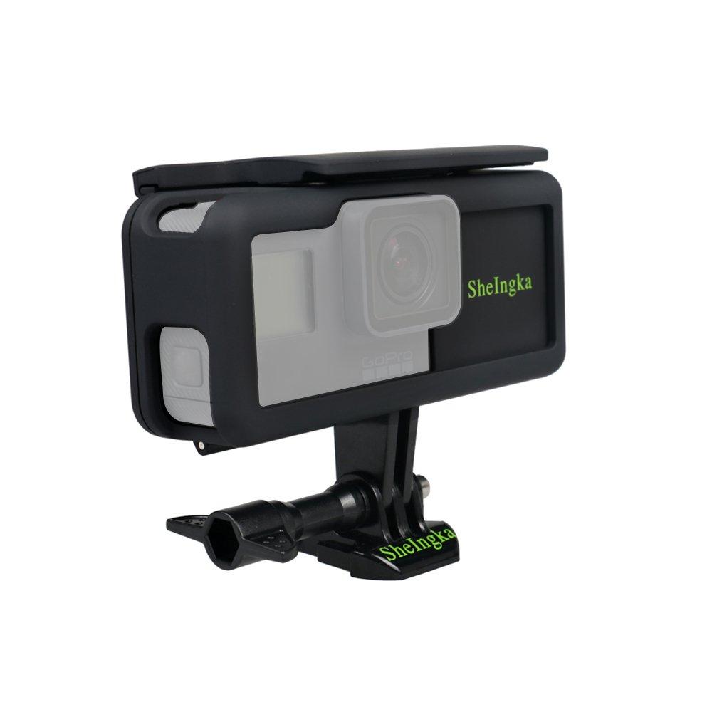 XCSOURCE sheingka Sideバッテリー延長2時間作業時間、カメラフレームケースGoPro Hero 5 / 6アクションスポーツカメラlf831   B07874XKQJ