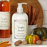 Stonewall Kitchen Pumpkin Harvest Hand Lotion, 16.9 Ounces