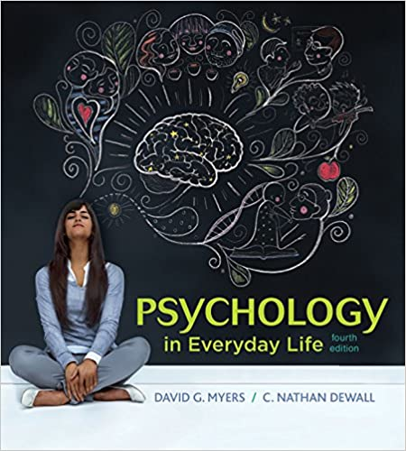 Psychology In Everyday Life Kindle Edition By David G