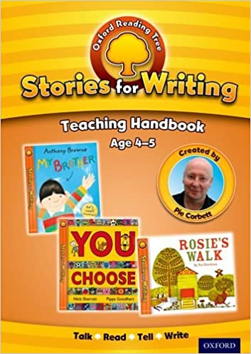 Oxford Reading Tree: Stories for Writing: Age 4-5: Teaching Handbook