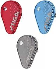 STIGA Hexagon Paddle Shaped Table Tennis Bat Case … (Blue)