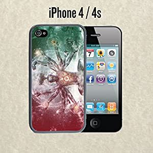 iPhone Case Illuminate The Mind for iPhone 4 /4s Plastic Black (Ships from CA)