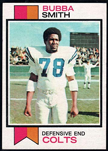 - Football NFL 1973 Topps #155 Bubba Smith Colts