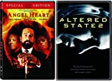 Altered States + Angel Heart (Special Edition) DVD Horror Set