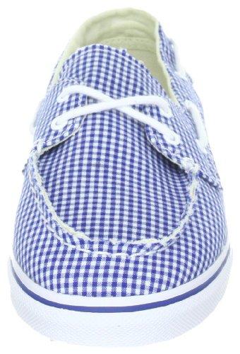 Zapato Vans Zapato microginghamblutruwht Unisex Lo Sneakers Pro Unisex Lo Vans Skate EqXZErf