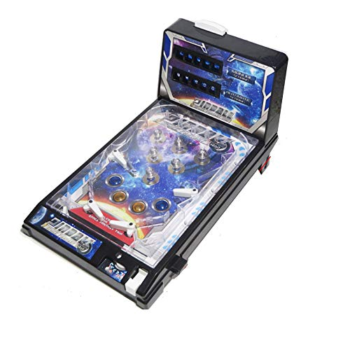 KCQI Pin-Ball Game Table Entertainment Gaming Funny Nostalgic Board Game