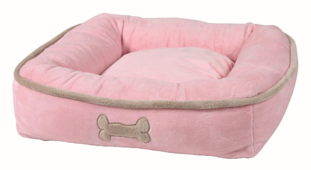 Trixie 37707 Barby Manta cama, 50 × 50 cm, color rosa: Amazon.es: Productos para mascotas