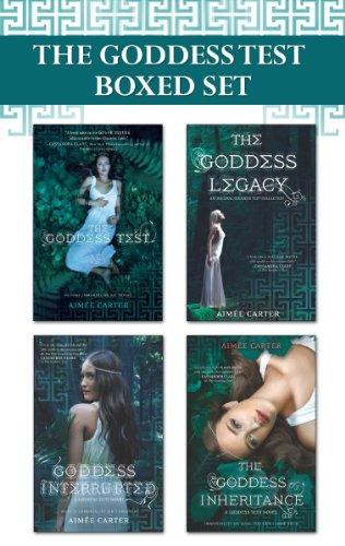 The Goddess Test Boxed Set: An Anthology (A Goddess Test Novel) -