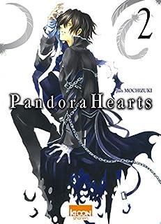 pandora hearts t 8