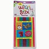 (6 Pk) Wikki Stix Neon Colors 8in 48 Per Pk