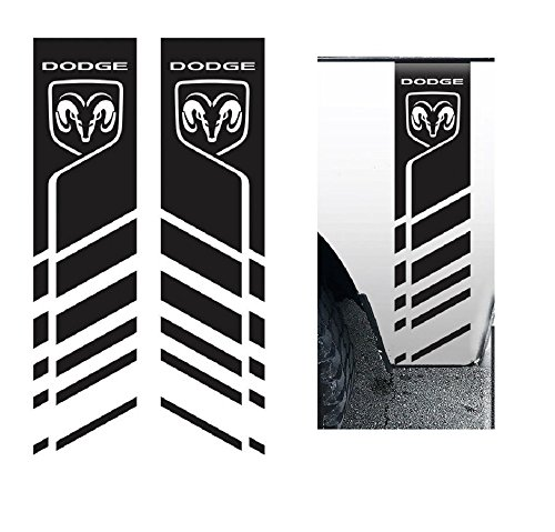 Dodge Ram 1500,2500,3500 Racing Strip Die Cut Vinyl Decal Truck Sticker 9