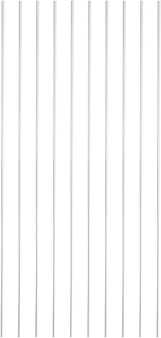 Odoukey Varillas para soldar Soldadura Hilos con n/úcleo de Cobre de Aluminio de 2 mm Universal de Baja Temperatura de 20pcs el/éctrico de alimentaci/ón Qu/ímica