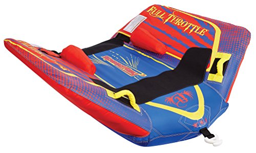 Full Throttle Speed Ray 1, One Person Towable Tube