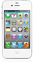 Apple iPhone 4S 32GB Unlocked GSM Smartphone w/ 8MP Camera w/Siri & iCloud - White