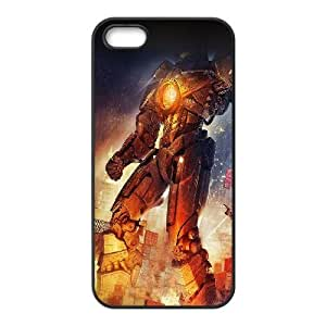 iPhone 5 5s Cell Phone Case Black Pacific Rim No1 LV7097168