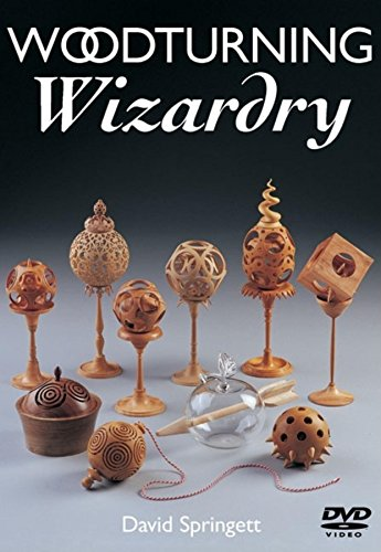 (Woodturning Wizardry DVD)
