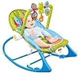 Invisible Gate Infant to Toddler Rocker Baby Chair Baby Rocker