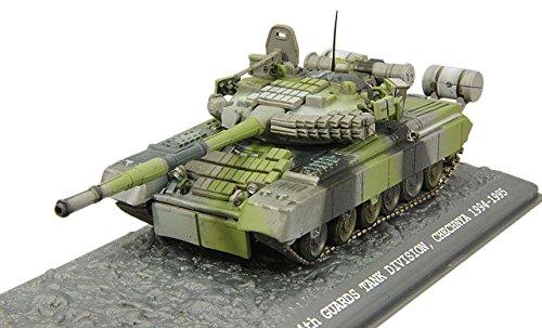 1/72 T-80BV 主力戦車 ロシア陸軍 第4独立親衛戦車旅団 TK0052
