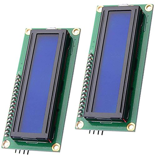 Amazon.com - I2C LCD 16x2 (pack of 2)