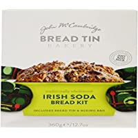 McCambridge Bread Tin Bakery Irish Soda Bread Kit, 360 g