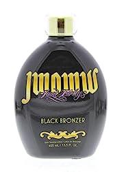 Australian Gold Jwoww Black Bronzer Dark Tanning Lotion