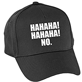 Hippowarehouse Personalised Baseball Cap hat Premium Printed 5 Panel OneSize Adults