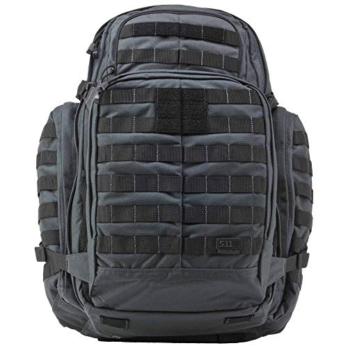 5.11 RUSH72 Tactical Backpack for Military, Bug Out Bag, Molle Pack, Large, Style 58602, Double Tap