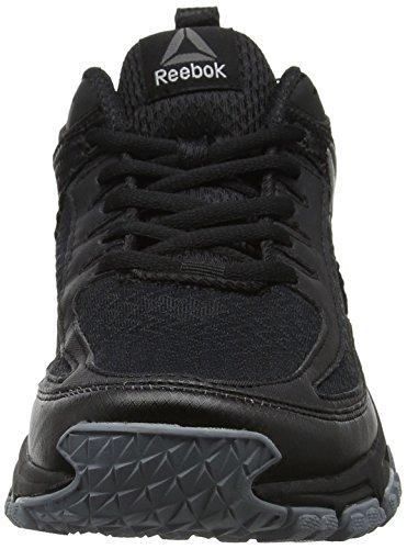 Reebok Chaussures silver Homme 0 asteroid Ridgerider 2 Trail Dust Noir black qwISqfrg