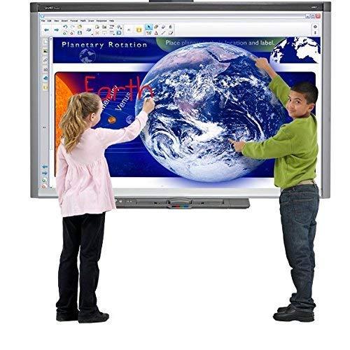 """77"""" Interactive Whiteboard mit Projector Bundle für Classroom (Plug und Play)"""