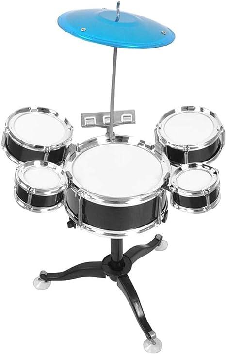 Set de batería COMPLETOS Niños Early Education instrumento Musical Principiantes juguetes: Amazon.es: Bebé