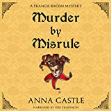 Bargain Audio Book - Murder by Misrule