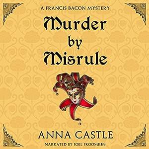 Murder by Misrule Audiobook