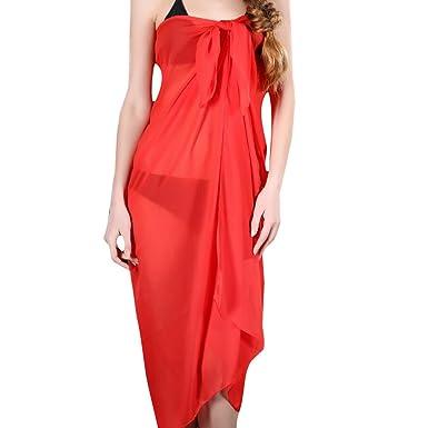 7f9a2fe69e juqilu Women s Beach Poncho Oversize Beach Dresses Loose Tunic Blouse  Dresses Solid Colors Summer Throw Caftan