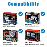 【4 Pack】 NES Classic Extension Cable