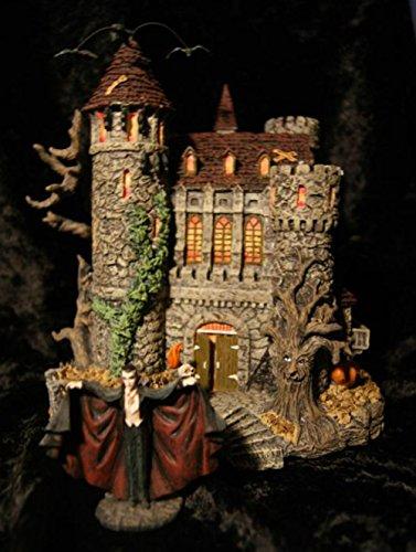 Hawthorne Village Halloween Train (Hawthorne Village Universal Studios Munsters Collection