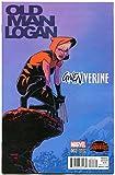 #9: OLD MAN LOGAN #2 Variant, NM, Wolverine, Apocalypse, Secret Wars, 2015, Marvel