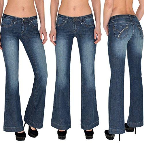 bootcut coupe gard CC tex femme jean Typ en Jean j147 by pantalon Jean de femme Salsa HwnUqqIxa