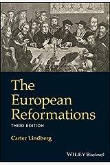 The European Reformations Capa comum