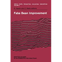Faba Bean Improvement: Proceedings of the Faba Bean Conference held in Cairo, Egypt, March 7–11, 1981