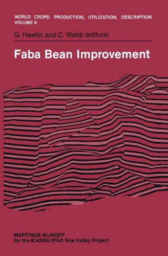 Faba Bean Improvement: Proceedings of the Faba Bean Conference held in Cairo, Egypt, March 7–11, 1981 (World Crops: Production, Utilization and ()