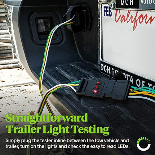 Amazing Online Led Store 4 Way Flat Trailer Wiring Tester Nickel Plated Wiring Cloud Venetbieswglorg