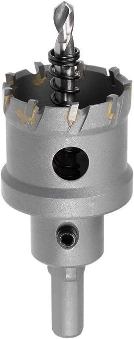 28 mm HSS Metal Wood Alloy Hole Saw Cutter Drill Bit CARBIDE TIP TCT Drill