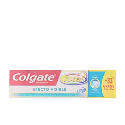 Colgate Total Efecto Visible Pasta Dentífrica - 75 ml