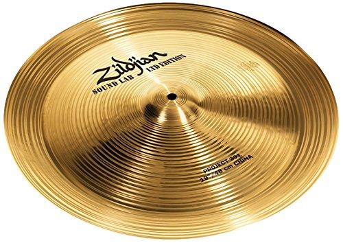 Zildjian 19'' Sound Lab Project 391 China Cymbal by Avedis Zildjian Company
