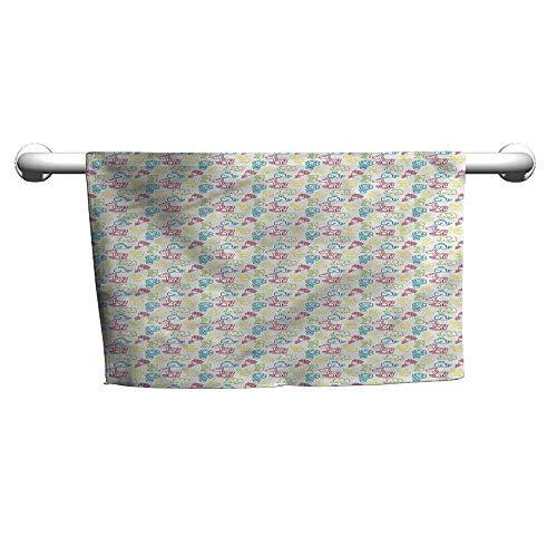 - Baby Bath Towel Baby,Teddy Bears and Roses,Towel Bathrobes for Women