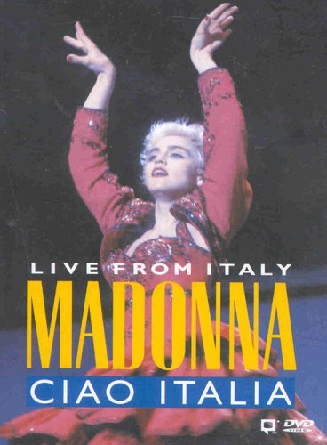 Price comparison product image Madonna - Ciao Italia: Live from Italy