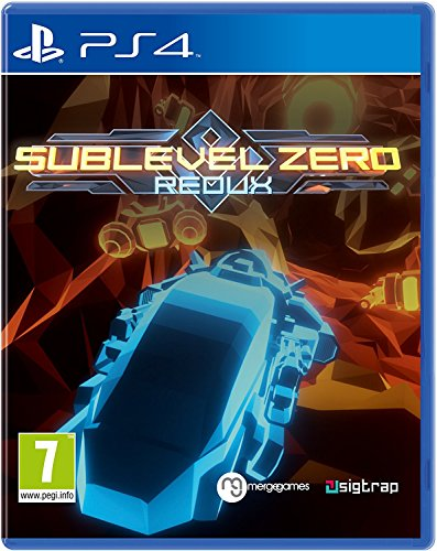Twisted Sister Console (Sublevel Zero Redux (PS4) UK IMPORT REGION FREE)